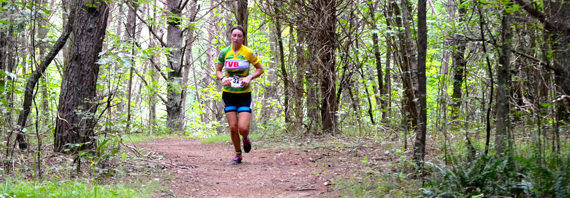 XTERRA Panther Creek Trail Run