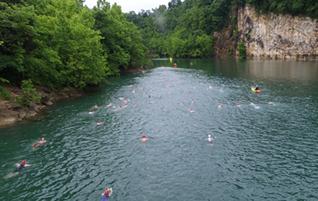XTERRA Knoxville Triathlon