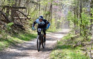 Clincher Mountain Bike Race